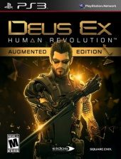 Box shot of Deus Ex: Human Revolution [North America]