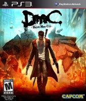 Box shot of DmC - Devil May Cry [North America]