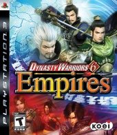 Box shot of Dynasty Warriors 6: Empires [North America]