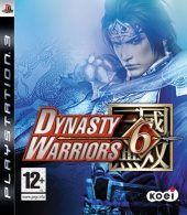 Box shot of Dynasty Warriors 6 [Europe]