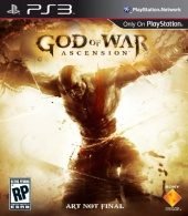 Box shot of God of War: Ascension [North America]