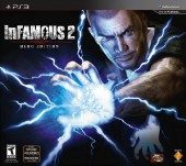 Box shot of inFamous 2 [North America]