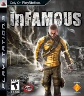 Box shot of inFamous [North America]