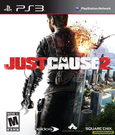 Just Cause 2 - PS3 - NTSC-U (North America)