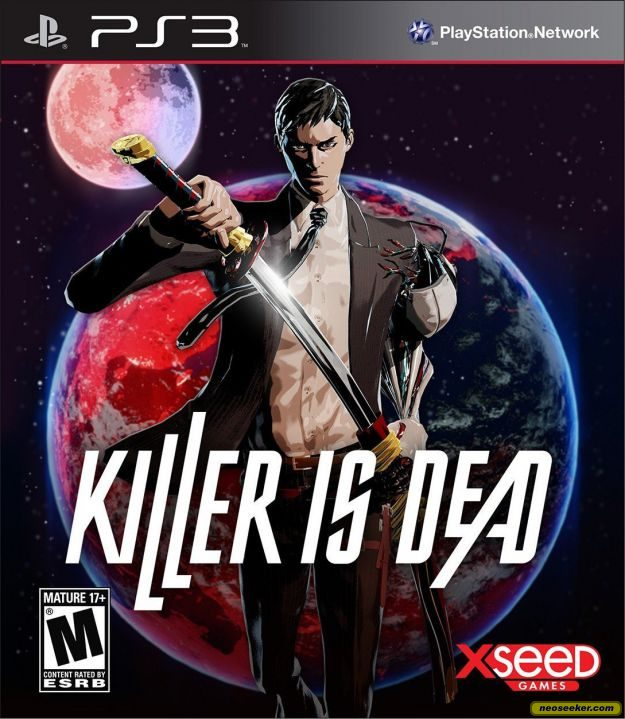 Killer is Dead - PS3 - NTSC-U (North America)