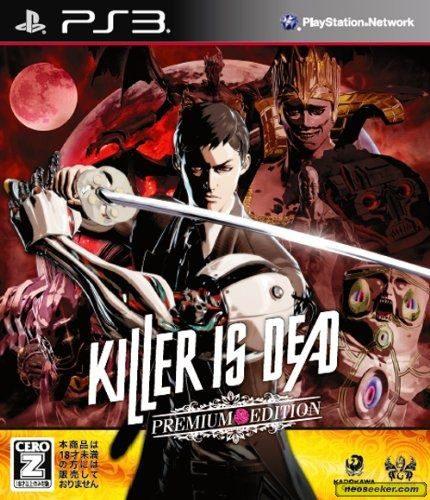 Killer is Dead - PS3 - NTSC-J (Japan)