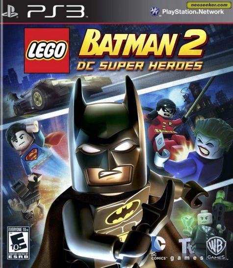 Lego Batman 2: DC Super Heroes - PS3 - NTSC-U (North America)