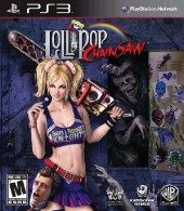 Lollipop Chainsaw (North America Boxshot)