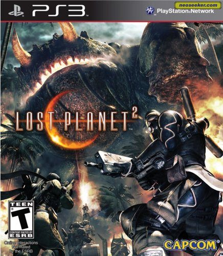 Lost Planet 2 - PS3 - PAL (Europe)