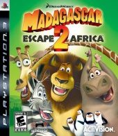Box shot of Madagascar: Escape 2 Africa [North America]