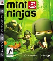 Box shot of Mini Ninjas [Europe]