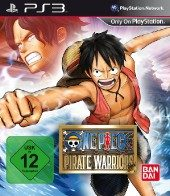 One Piece: Pirate Warriors (Europe Boxshot)
