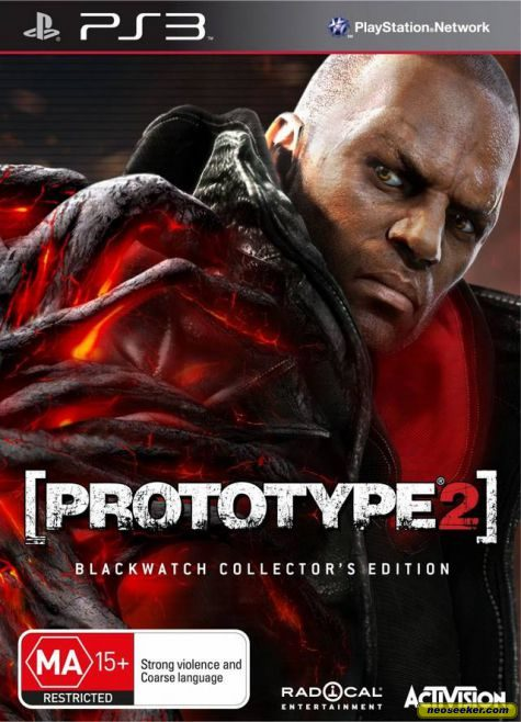 Prototype 2 - PS3 - PAL (Australia)