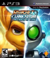 Box shot of Ratchet & Clank Future: A Crack in Time  [North America]