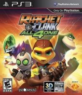 Box shot of Ratchet & Clank: All 4 One [North America]