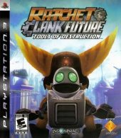 Box shot of Ratchet & Clank Future: Tools of Destruction [North America]