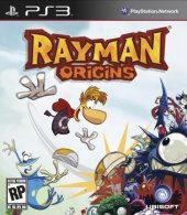 Box shot of Rayman Origins [North America]