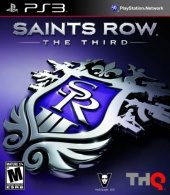 Box shot of Saints Row: The Third [North America]