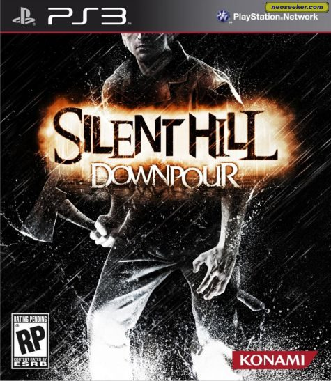 Silent Hill: Downpour - PS3 - NTSC-U (North America)
