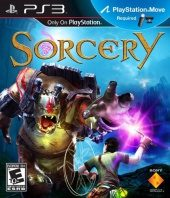 Box shot of Sorcery [North America]