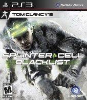 Box shot of Splinter Cell: Blacklist [North America]