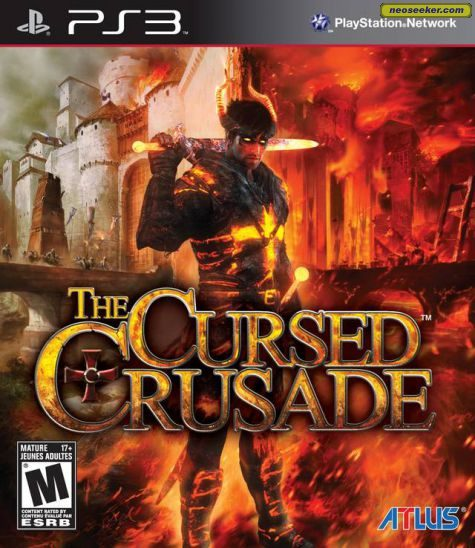 The Cursed Crusade - PS3 - NTSC-U (North America)