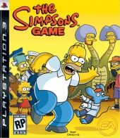 Box shot of The Simpsons Game [North America]
