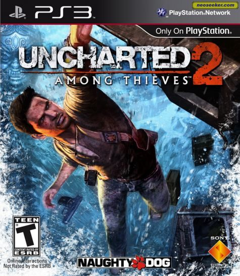 Uncharted 2: Among Thieves - PS3 - NTSC-U (North America)