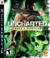 Box shot of Uncharted: Drake's Fortune [North America]