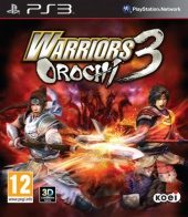 Box shot of Warriors Orochi 3 [Europe]