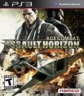 Box shot of Ace Combat: Assault Horizon [North America]