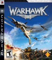 Box shot of WarHawk [North America]