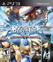 Box shot of BlazBlue: Continuum Shift [North America]
