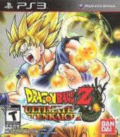 Dragon Ball Z: Ultimate Tenkaichi (North America Boxshot)