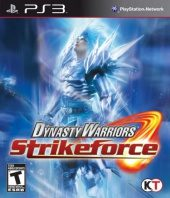 Box shot of Dynasty Warriors: Strikeforce [North America]