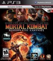 Box shot of Mortal Kombat Komplete Edition [North America]