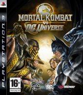 Box shot of Mortal Kombat vs. DC Universe [Europe]