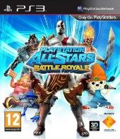 Box shot of PlayStation All-Stars Battle Royale [Europe]