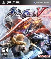 Box shot of Soul Calibur V [North America]