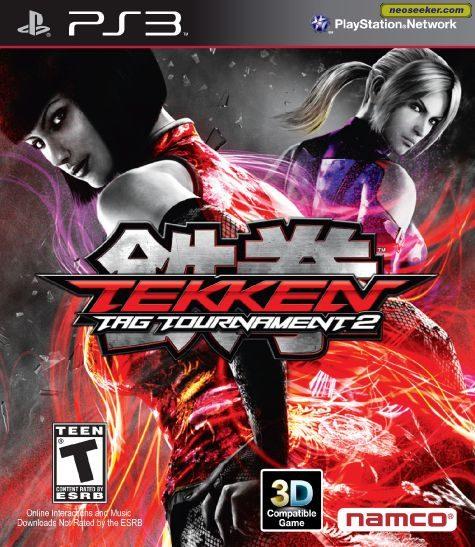 Tekken Tag Tournament 2 - PS3 - NTSC-U (North America)