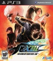 Box shot of The King of Fighters XIII [North America]