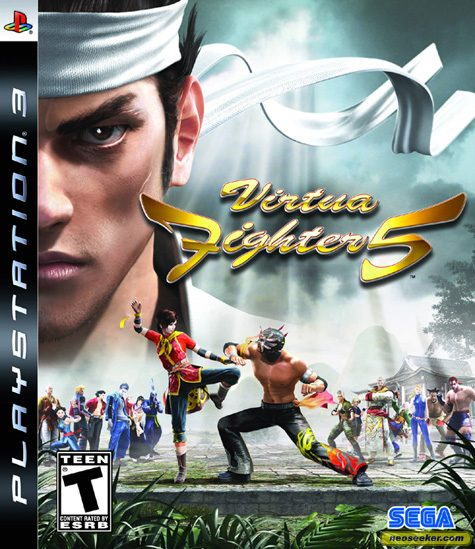 Virtua Fighter 5 - PS3 - NTSC-U (North America)