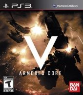 Box shot of Armored Core V [North America]