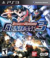 Box shot of Dynasty Warriors: Gundam 3 [North America]
