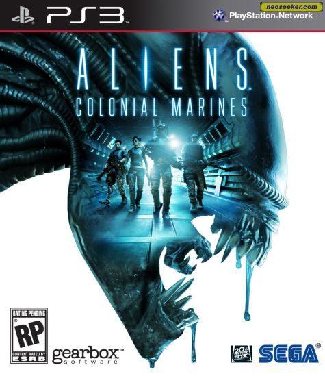 Aliens: Colonial Marines - PS3 - NTSC-U (North America)