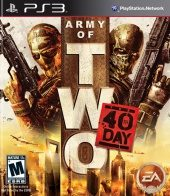 Box shot of Army of Two: The 40th Day [North America]