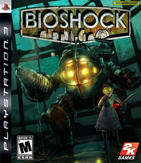 BioShock - PS3 - NTSC-U (North America)