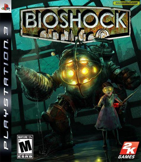 BioShock - PS3 - NTSC-U (North America)