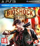 BioShock Infinite PAL (Europe) front boxshot