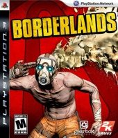 Box shot of Borderlands [North America]